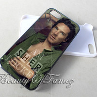 Sherlock Holmes Benedict Cumberbatch iPhone Case And Samsung Galaxy Case
