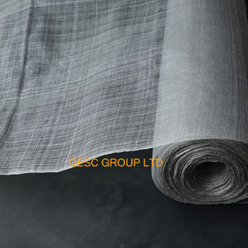 High quality Silver gray  Width 91CM stiffened Sinamay Millinery Fabric for tea kentucky derby hat wedding party races