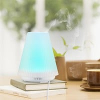 Aromatherapy Essential Oil Diffuser Air Humidifier with 7 Changing Co...