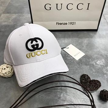 Gucci Women Men Fashion Baseball Caps Hats High density elastic mesh