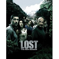 Lost 27x40 TV Poster (2004)
