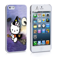 Hello Kitty Megician iPhone 4s iPhone 5 iPhone 5s iPhone 6 case, Galaxy S3 Galaxy S4 Galaxy S5 Note 3 Note 4 case, iPod 4 5 Case