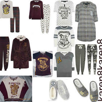 HARRY POTTER Ladies Pyjamas Primark from karen8karen8 on eBay bca90597c