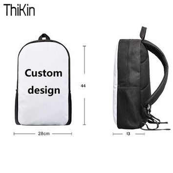 Boys Backpack Bag THIKIN Cartoon Kid School  For Child School Bag For Kindergarten Girl Baby Student Boy Cute Bear Doctor Children Back AT_61_4