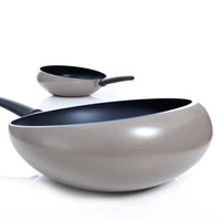 Pod Wok - Light Gray
