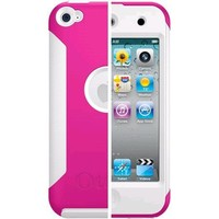 OtterBox Commuter Series Case for iPod touch 4G - Black/Coal