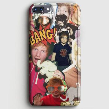 Ed Sheeran Cartoon iPhone 8 Plus Case | casescraft