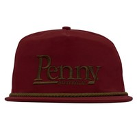 Penny Skateboards USA Penny Maroon/Copper Cap - APPAREL - SHOP ONLINE