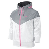 Check it out. I found this Nike HBR Windrunner Women's Hooded Jacket at Nike online.