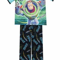 Disney Pixar Toy Story - Buzz Lightyear Spaceman Action PJ for boys