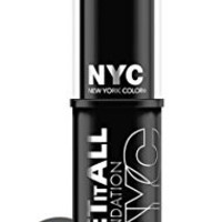 N.Y.C. New York Color Get It All Foundation, Ivory, 0.24 Ounce