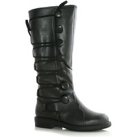 Rennaissance Costume Boots - Adult (Black)