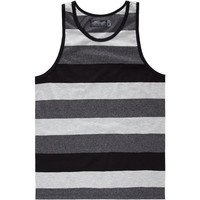 Retrofit Bravo Mens Tank Black  In Sizes