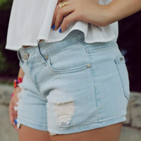 Lace It On Shorts