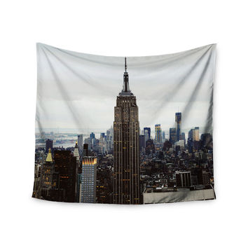 "Chelsea Victoria ""New York Stories"" Urban Travel Wall Tapestry"
