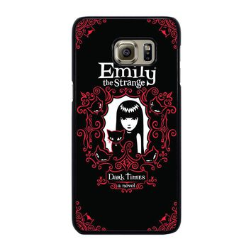 EMILY THE STRANGE MYSTERY Samsung Galaxy S6 Edge Plus Case