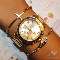 iShopCandy.com | Golden Angel Arm Candy Set