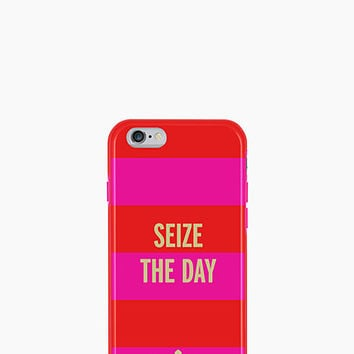Kate Spade Seize The Day Iphone 6 Case Maraschino/Vivid Snapdragon ONE