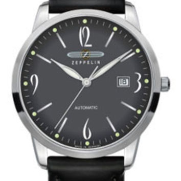 Graf Zeppelin Flatline Automatic Watch 7350-2