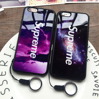 Apple Phone Case Mirror Silicone Phone Case 5/6/6 plus [9369982535]