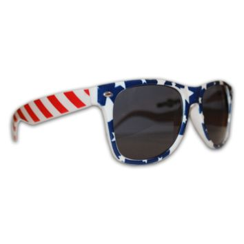 USA Stars Front and Stripe Sides / Shades