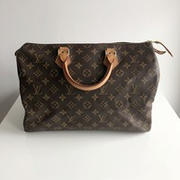 LOUIS VUITTON Vintage Speedy 35