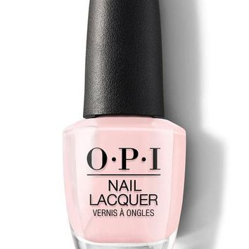 OPI Nail Lacquer - Put It In Neutral 0.5 oz - #NLT65