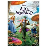 (2010) Alice in Wonderland DVD