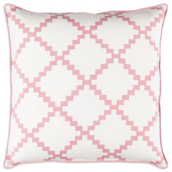 Park Avenue Lattice Pillow