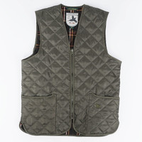 Over Under Men's Quilted Briar Vest