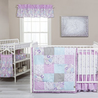 Trend Lab Grace Baby Nursery Crib Bedding CHOOSE FROM 5, 6, 7 Piece Set