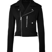 Ralph Lauren Black Label - Cotton Kelby Jacket in Black