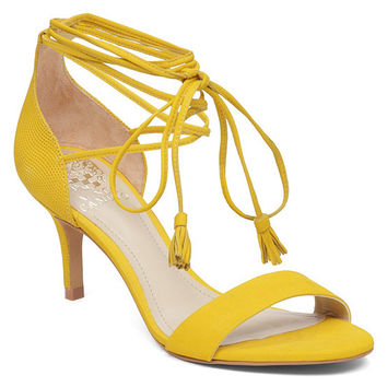 Vince Camuto Kathin Ankle Wrap Sandals | Dillards
