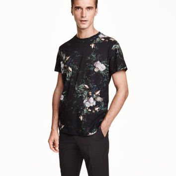 H&M Patterned T-shirt $14.99
