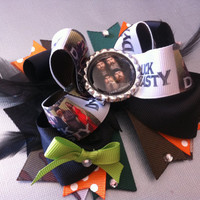 Duck dynasty ultimate ott over the top boutique bow
