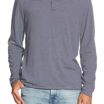 Men's Sol Angeles Hooded Henley,