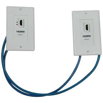 Tripp Lite(R) P167-000 HDMI(R) Over Dual CAT-5-CAT-6 Wall Plate Extension Kit with Transmitter & Receiver
