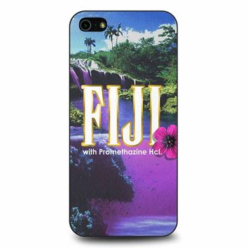 Fiji Purple Dream iPhone 5/5s/SE Case