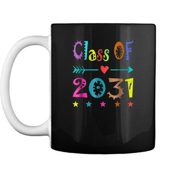 Class of 2031  Grow With Me First Day of School  Mug