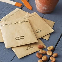 Monthly Vegetable Seed Club Subscription