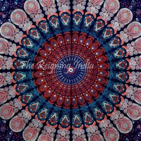 wall tapestry Mandala wall tapestry Cotton wall tapestries Indian bedding 5464