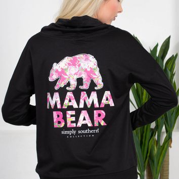 Mama Bear  | Black | Simply Southern
