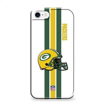 Green Bay Packers middle stripe iPhone 6 Plus | iPhone 6S Plus case