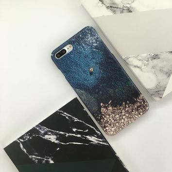 Supreme Iphone 6/6s Iphone 7 Stylish Korean Cartoons Summer Beach Apple Iphone Innovative Strong Character Phone Case [429902331940]