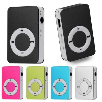 High Quality Mini USB MP3 Music Media Player LCD Screen Support 16GB Micro SD TF Card mp3 player minidrop shopping