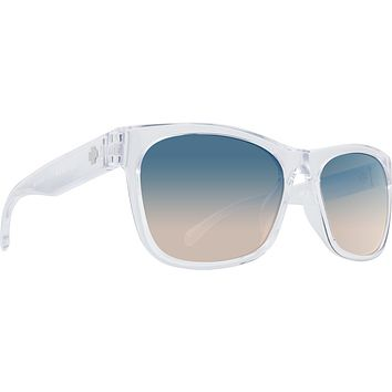 Spy - Sundowner Clear Sunglasses / Blue Sunset Fade Lenses