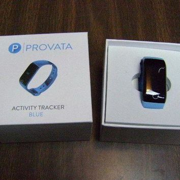 DCCKWA2 ACTIVITY DIGITAL WATCH ACTIVITY TRACKER - STEPS, HEART, TIME ...BLUE