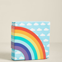 Eat and Tidy Rainbow Napkin Holder Set