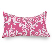 Hot Pink French Quarter Small Pillow