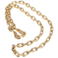 CARTIER Santos-Dumont Yellow Gold Necklace